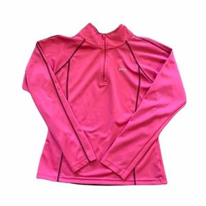 Avis Quarter Zip Running Jacket Size Medium